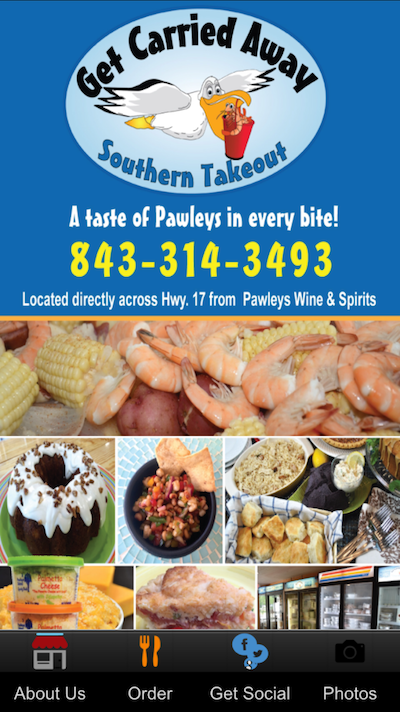 Order Online Pawleys Island Takeout