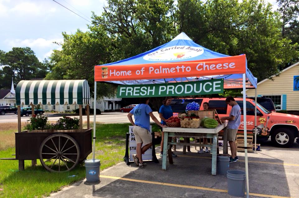 Fresh Produce in Pawleys Island